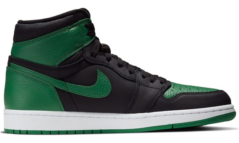 Air Jordan 1 Retro High OG Pine Green : grosse commande