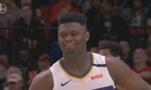 zion williamson record