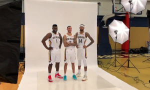 New Orleans Pelicans 28 mars 2020