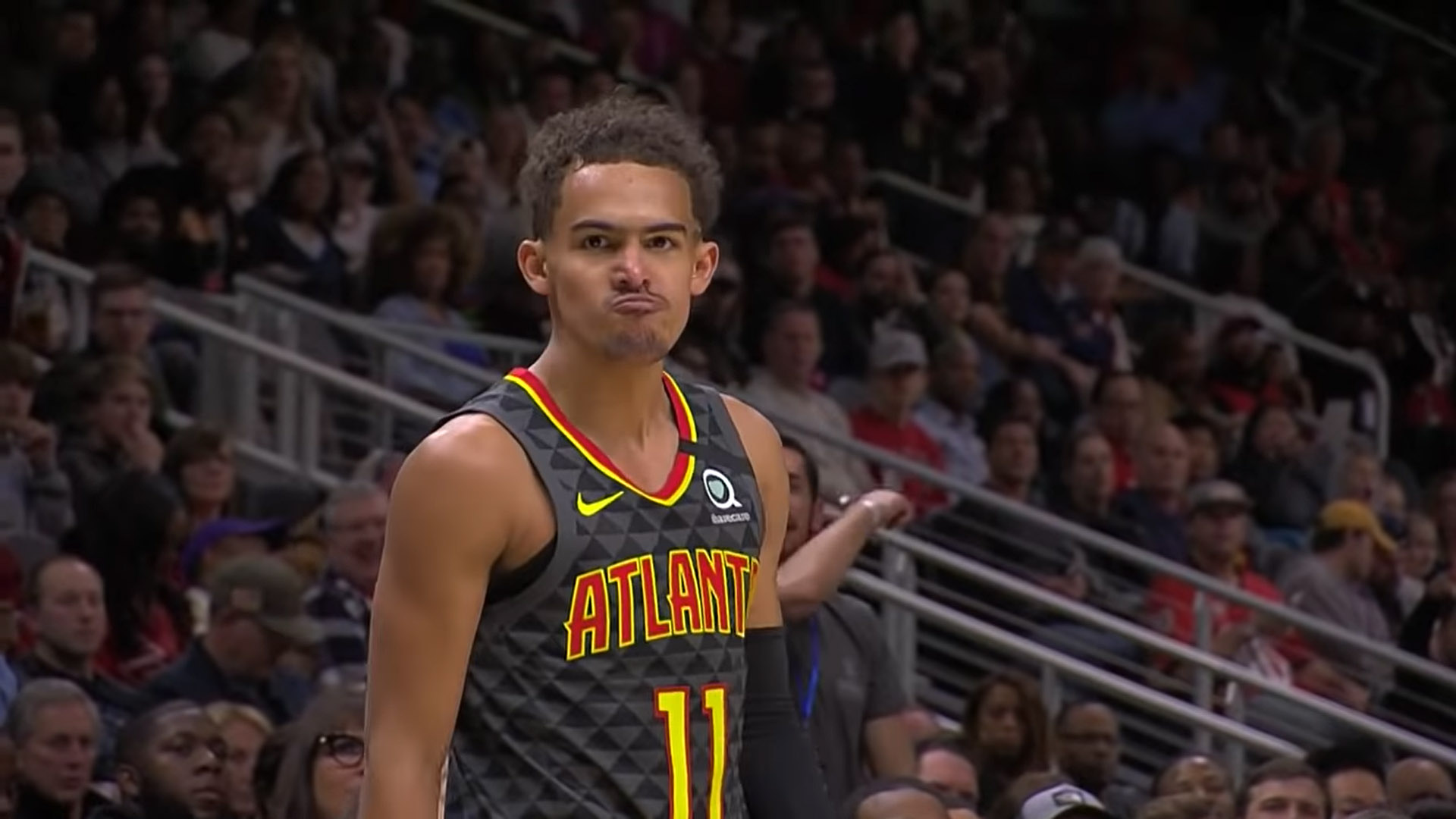 Trae Young 3 Mars 2020