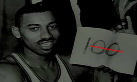Wilt Chamrberlain 1 point 28 mars 2020