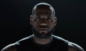 LeBron James 25 avril 2020