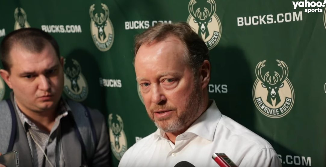 Mike Budenholzer 7 avril 2020
