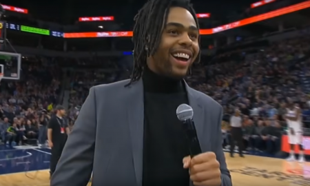 D'Angelo Russell Wolves (15/05/2020)
