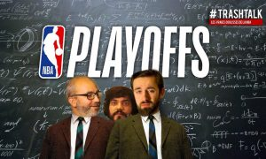 Free Flow Playoffs NBA 1-16