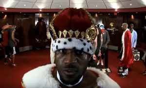 LeBron James couronne Harlem Shake 3 mai 2020