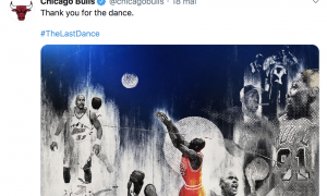 The Last Dance - Michael Jordan