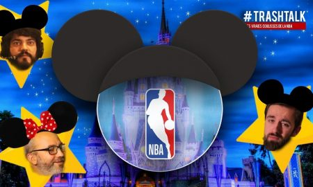 Couv Free Flow Mickey reprise NBA