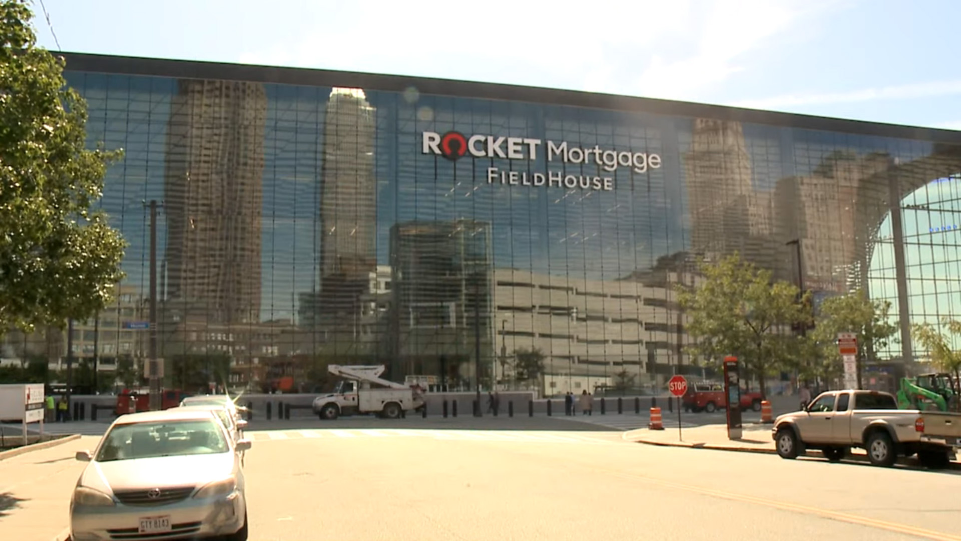 Rocket Mortgage FieldHouse Cleveland Cavaliers 18 juin 2020