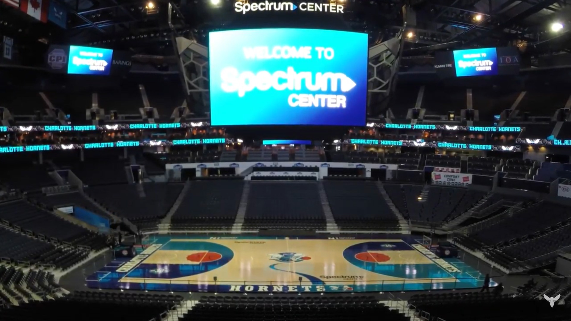 Spectrum Center Charlotte Hornets 15 juin 2020