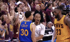 Warriors Cavaliers Finales 2015