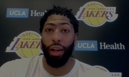 Anthony Davis 3 juillet 2020