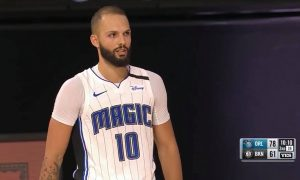 Evan Fournier VS Nets