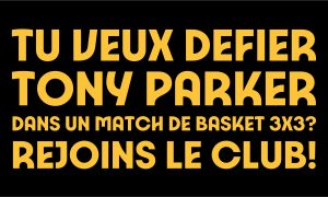 Le Club Paris 2024 Tony Parker