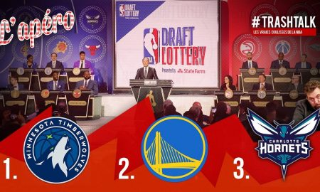 Couverture Lottery Draft 2020 23 Août 2020