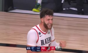 Jusuf Nurkic 1 aout 2020