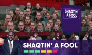 Nick Nurse 7 aout 2020 Shaqtin A Fool