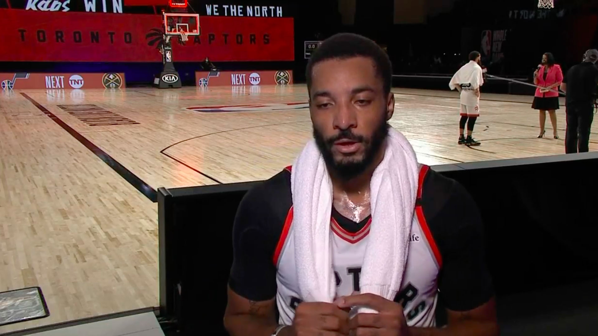 Norman Powell 19 aout 2020
