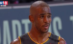 Chris Paul 1er septembre 2020