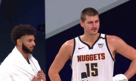 Jokic Murray 16 septembre 2020