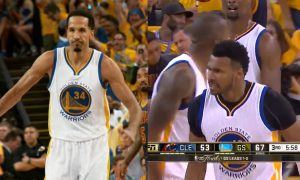 Shaun Livingston Leandro Barbosa 15 septembre 2020