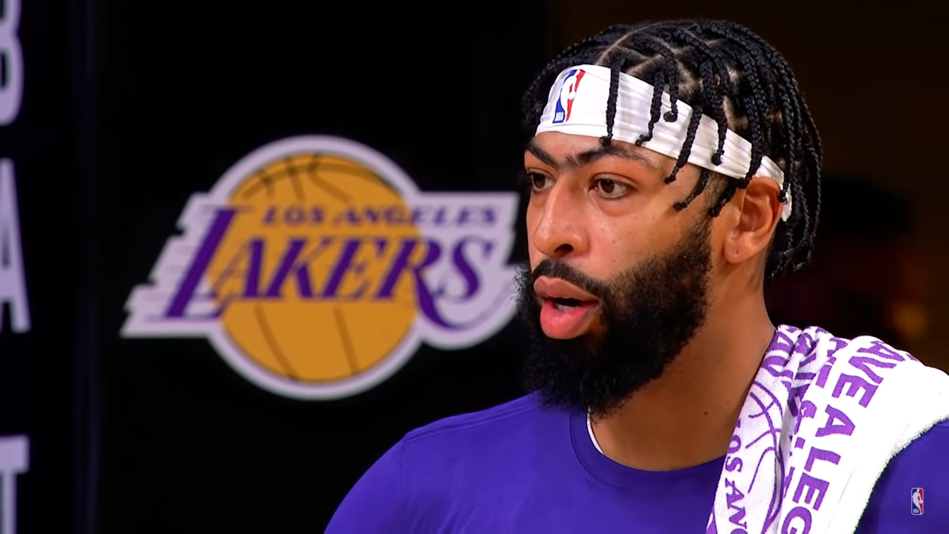 Anthony Davis 2 octobre 2020