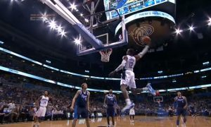 Dwight Howard dunk 28 octobre 2020