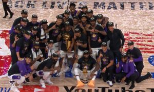 Lakers titre 12 octobre 2020