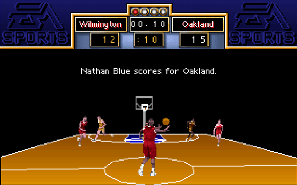 Allez, gaming : Michael Jordan in Flight (1993), les