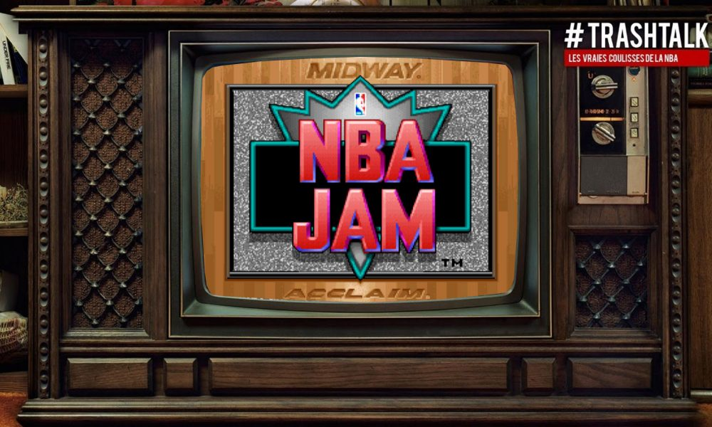 NBA Jam couverture 4 novembre 2020