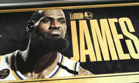 LeBron James 12 octobre 2020