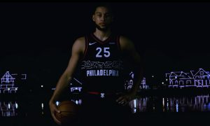 Ben Simmons Maillot City Edition Sixers 10 novembre 2020