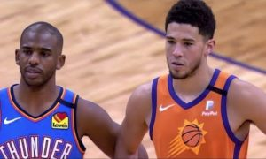 chris paul devin booker Suns