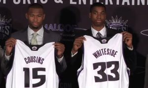 Hassan Whiteside kings