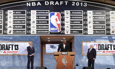 NBA Draft 2013 18 novembre 2020