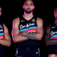 Maillot City Edition Spurs