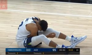 Karl-Anthony Towns 29 décembre 2020