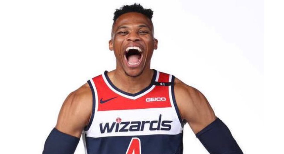 Russell Westbrook 13 décembre 2020