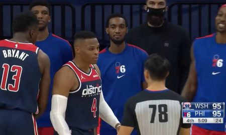 Russell Westbrook 24 décembre 2020