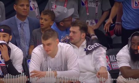 Nikola Jokic Luka Doncic All-Star Game février 2020