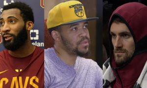Andre Drummond JaVale McGee Kevin Love Nets 26 janvier 2021