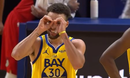 Stephen Curry 12 mars 2021