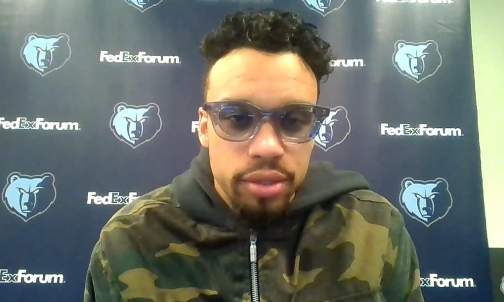 Dillon Brooks 6 janvier 2021