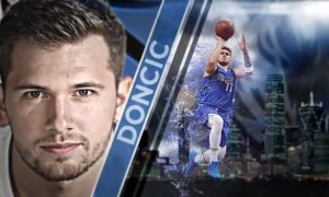 Luka Doncic Dallas Mavericks 2 janvier 2021
