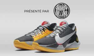 Nike Zoom Freak 2 Taxi prés