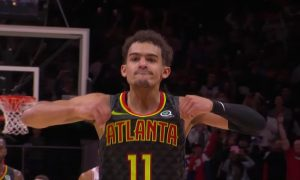 Trae Young 18 février 2021