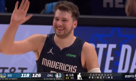 Luka Doncic 7 févier 2021