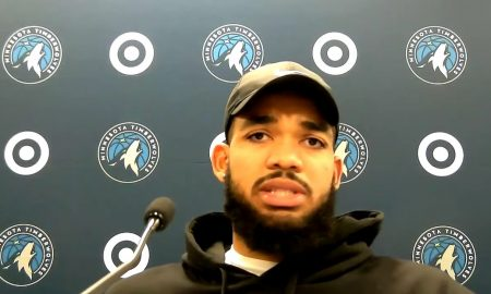 Karl-Anthony Towns 18 février 2021