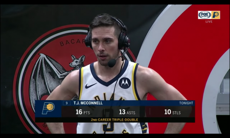T.J McConnell