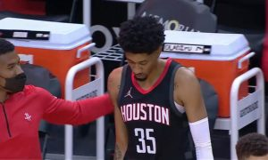 Christian Wood Rockets Houston 18 mars 2021